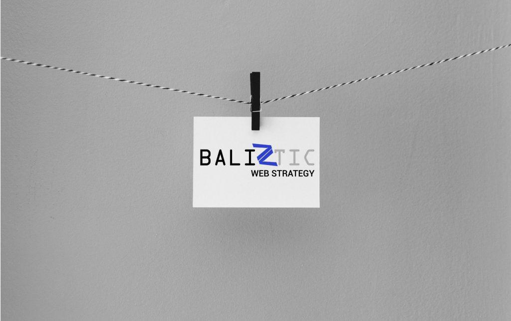 Maintenance site web BALIZTIC
