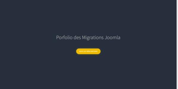 Portfolio Joomla
