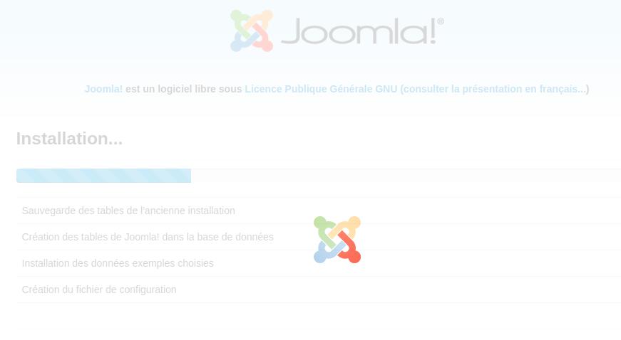 filezilla transfert site joomla