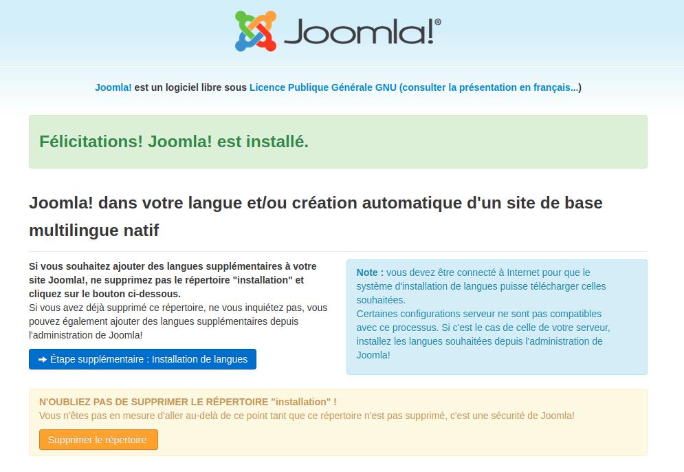 Joomla 3 filezilla